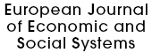 European Journal of Economic and Social Systems